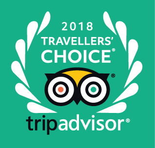 2018 Travellers' Choice Award