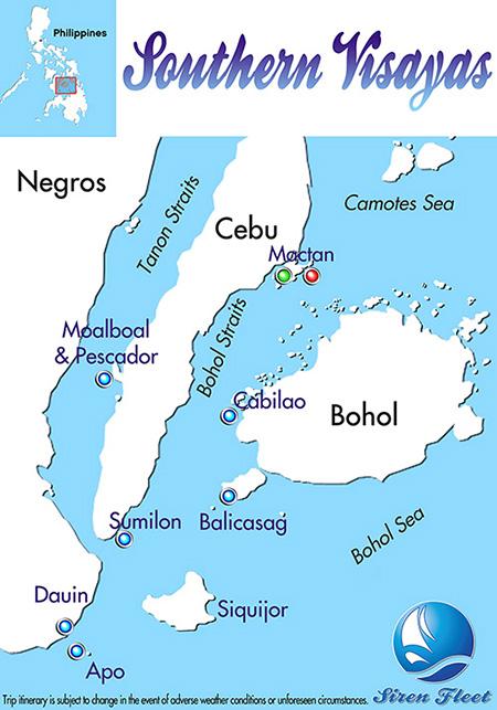 Southern Visayas  Regaldive