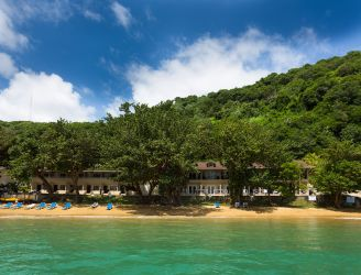 Exciting New Wreck Dive at Blue Waters Inn Tobago