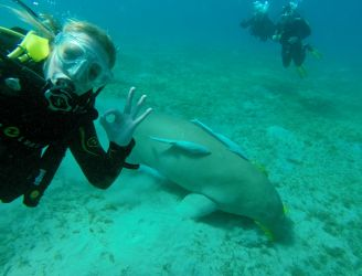 Red Sea Diving with Competition Winner Lynne