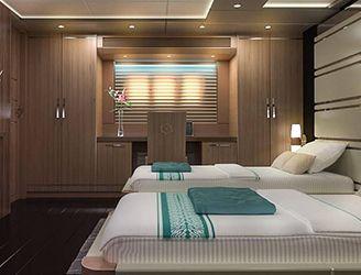 Brand New Maldives Liveaboard - MV Emperor Serenity