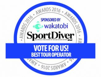 Best Tour Operator Award!
