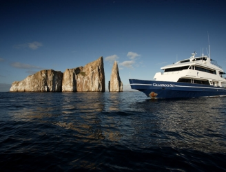Liveaboard diving aboard Galapagos Sky