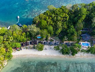 White Sands Beach Resort Lembeh