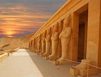 Valley of Kings in Luxor, Egypt