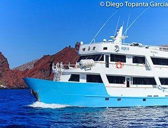 Aqua Galapagos liveaboard
