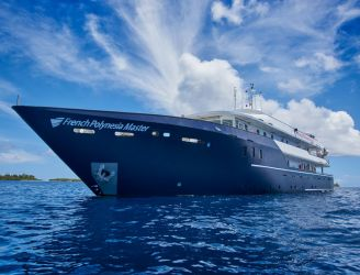 French Polynesia Master liveaboard exterior
