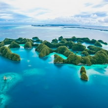 Palau Islands, image credit: Worldwide Dive and Sail