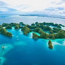 Palau Islands, image credit: Worldwide Dive and Sail