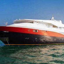 Emperor Explorer liveaboard at sea