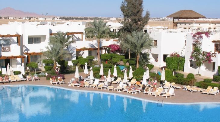 Mexicana Hotel Pool