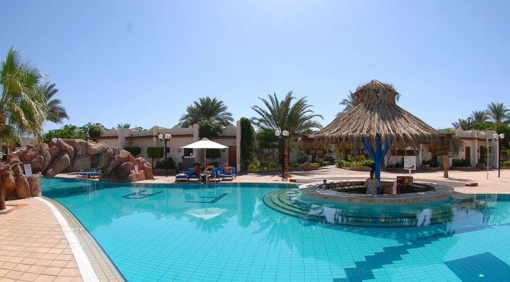 Hilton Sharm El Sheikh Fayrouz Resort Pool