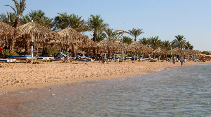 Hilton Sharm El Sheikh Fayrouz Resort Beach