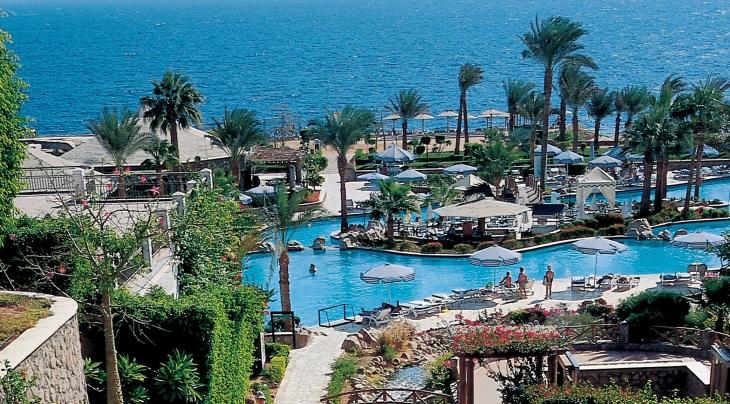 Hilton Sharm Waterfalls Resort El Sheikh Egipt Z Ostatniemiejsca Pl