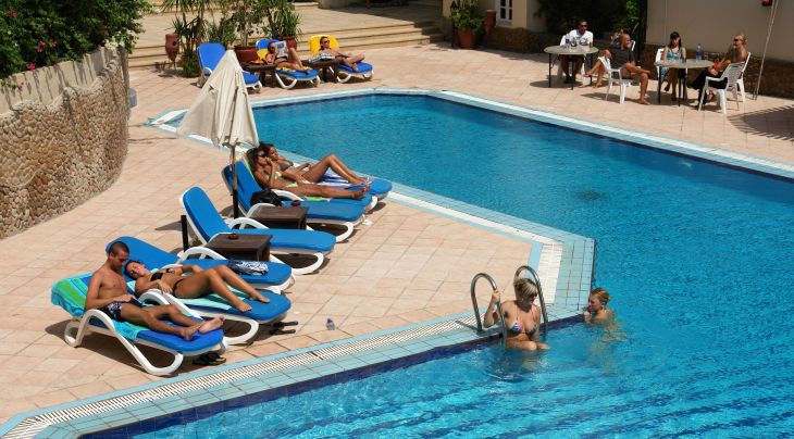 Elysees Dream Beach Hotel Hurghada