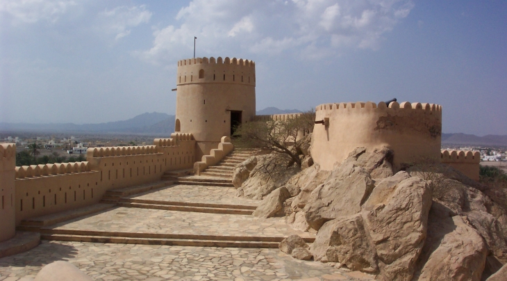 Nakhal Fort Extra Divers