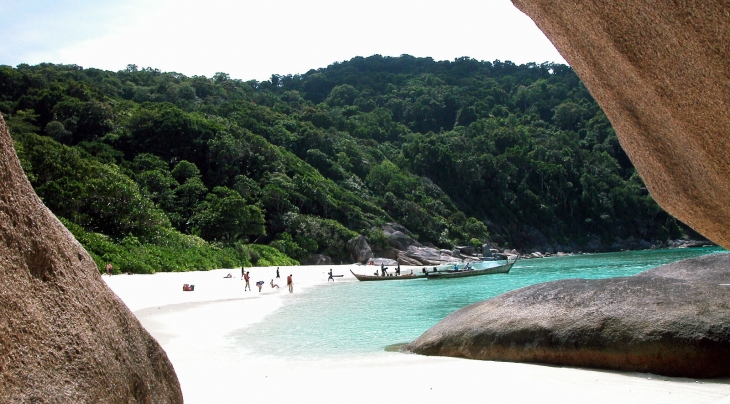 Similan Islands - Scuba Adventure