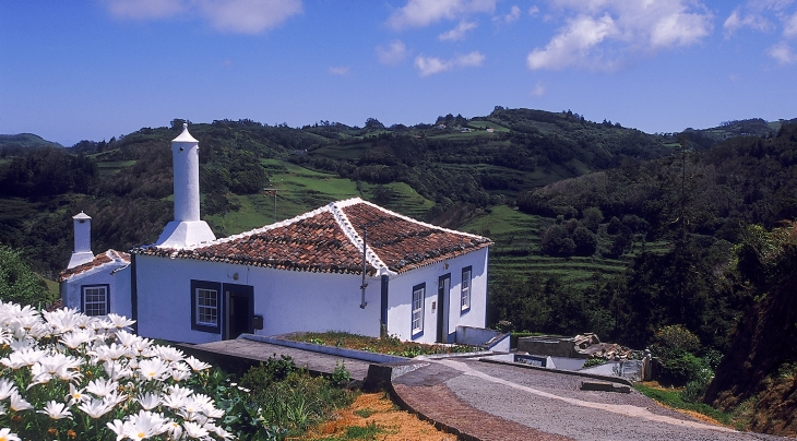 Traditional House Santa Maria Azores Tourist Board