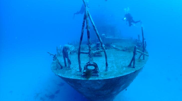 Wreck diving, Maltaqua