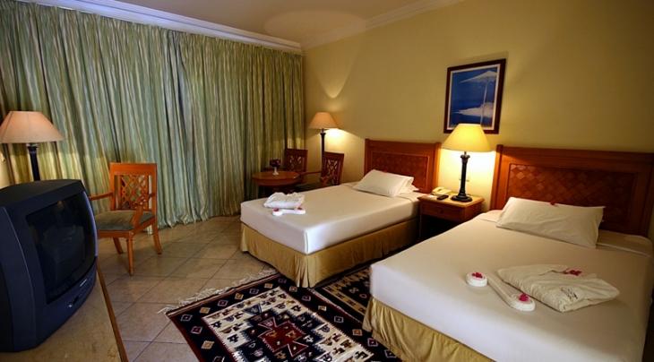 Mexicana Hotel Room